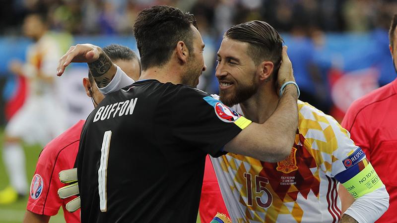 Euro 2016: Italië - Spanje