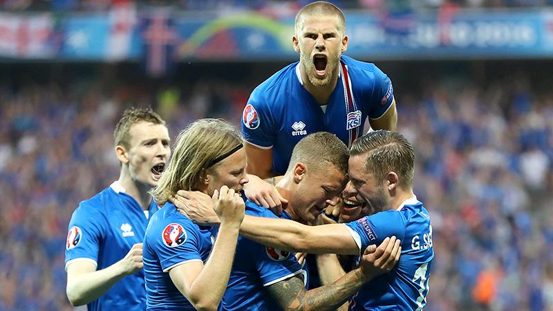 Euro 2016: Engeland - Ijsland