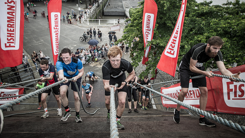 Moodfilm Fisherman's Friend StrongmanRun Antwerpen