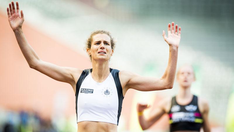 Olivia Borlée naar EK en Olympische Spelen