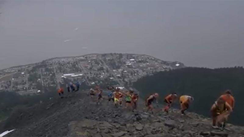 Is dit de zwaarste 5 km-wedstrijd ter wereld?