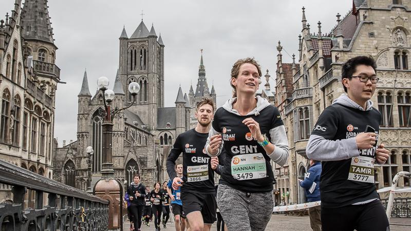 Gent Urban Trail: Moodfilm 2016