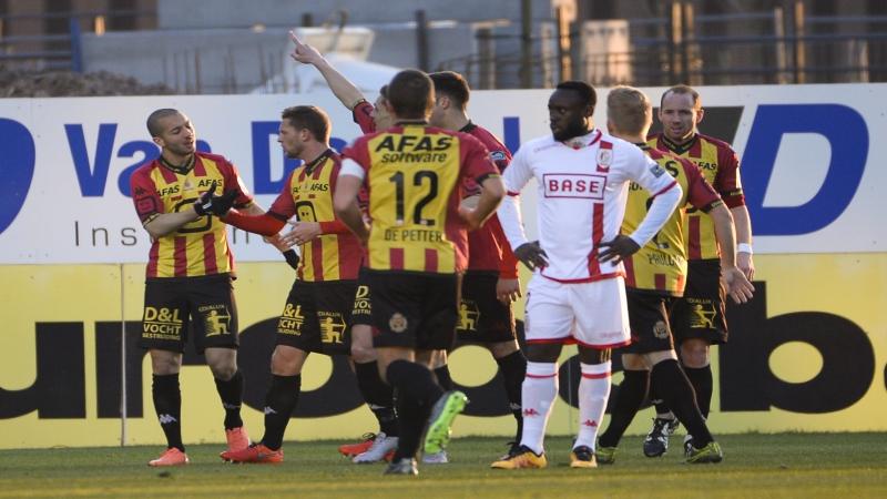 Uitgekookt KV Mechelen houdt Standard uit Play-Off 1