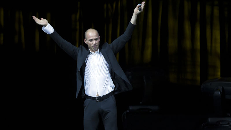 Exclusief: De indrukwekkende speech van Sven