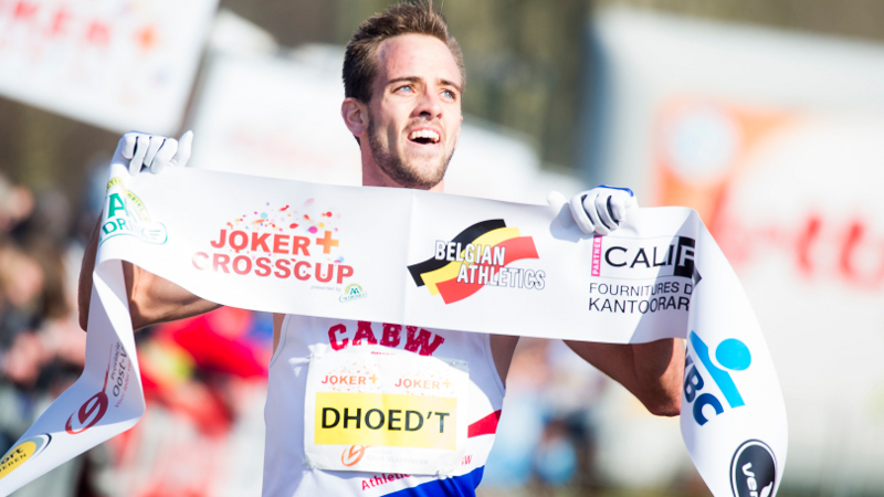 Carton et D'Hoedt champions de Belgique de cross-country