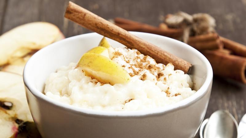 Rijstpap: 2 voordelen voor sporters in 1 gerecht