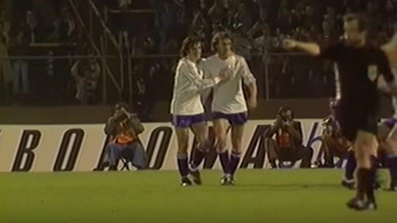 Eerste Belgische Europacup is 40 jaar oud (VIDEO)