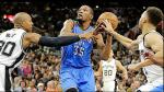 OKC surprend les Spurs