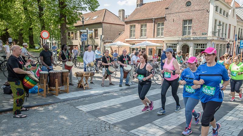 Warme en geslaagde 36ste editie van Dwars door Brugge