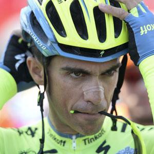 Alberto Contador: 'Voel me sterker dan ooit'
