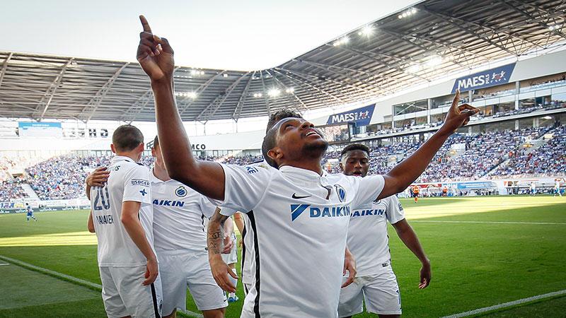 Club Brugge vernedert Gent en kan volgende week kampioen worden