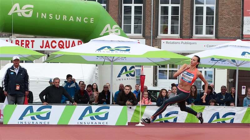 AG Insurance Urban Memorial Namur