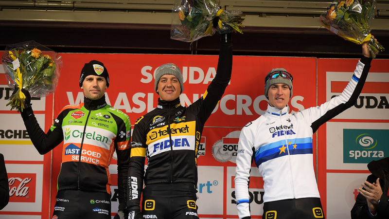 Meeusen wint Waaslandcross