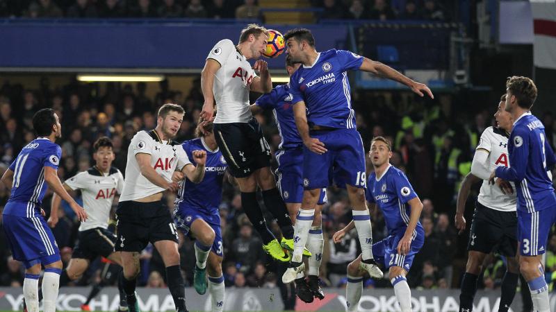 Chelsea domine Tottenham et reste en tête — Premier League