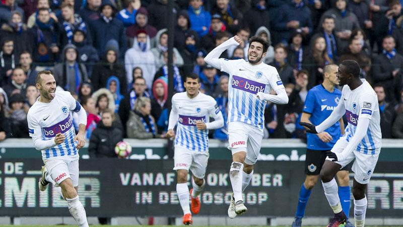 Samenvatting Club Brugge-Genk