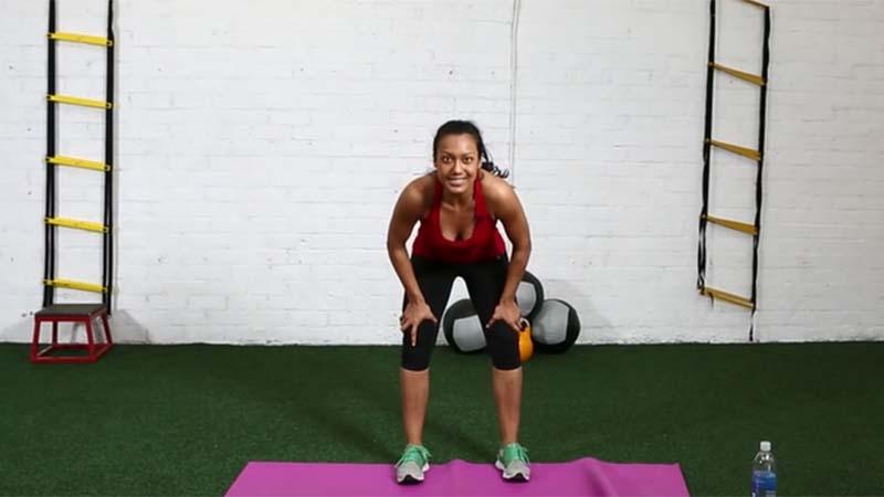 Vet verbranden, spieren kweken en conditie verbeteren in 25 minuten (video)