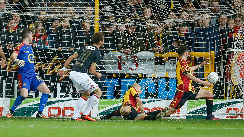 Samenvatting KV Mechelen - Standard