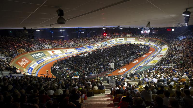 Al 30.000 tickets verkocht voor Lotto Z6sdaagse Vlaanderen-Gent 2017