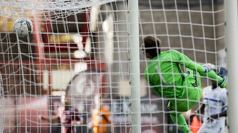 Samenvatting Zulte Waregem - Anderlecht