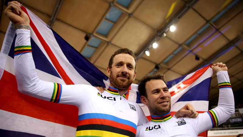 Titelverdedigers De Ketele en De Pauw meten zich met Wiggins en Cavendish
