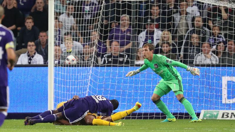 Samenvatting Anderlecht - Sporting Lokeren