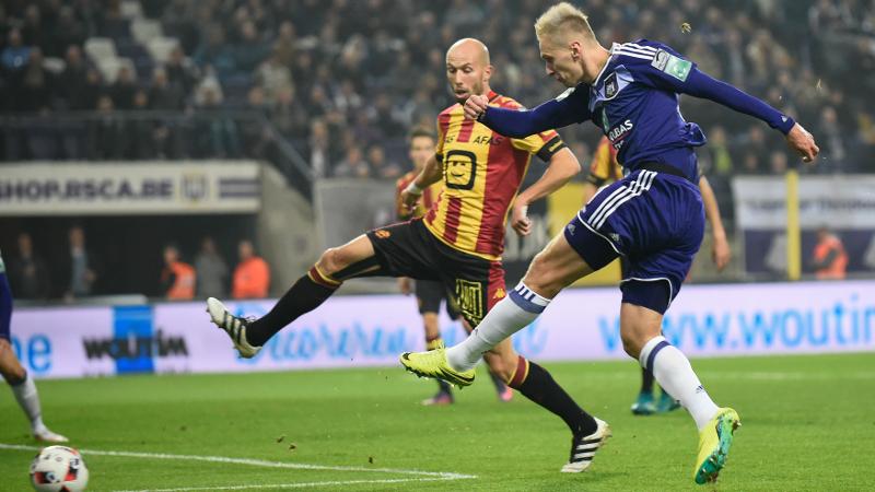Samenvatting Anderlecht - KV Mechelen