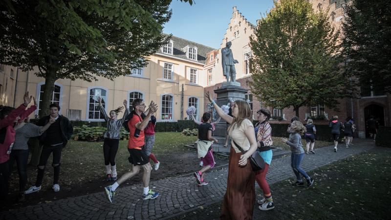 Brugge Urban Trail: Moodfilm 2016