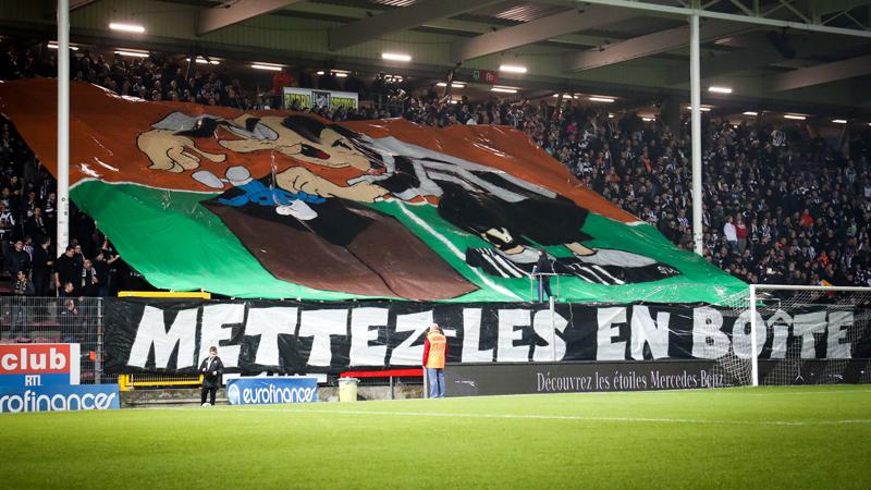 Samenvatting Charleroi - Racing Genk