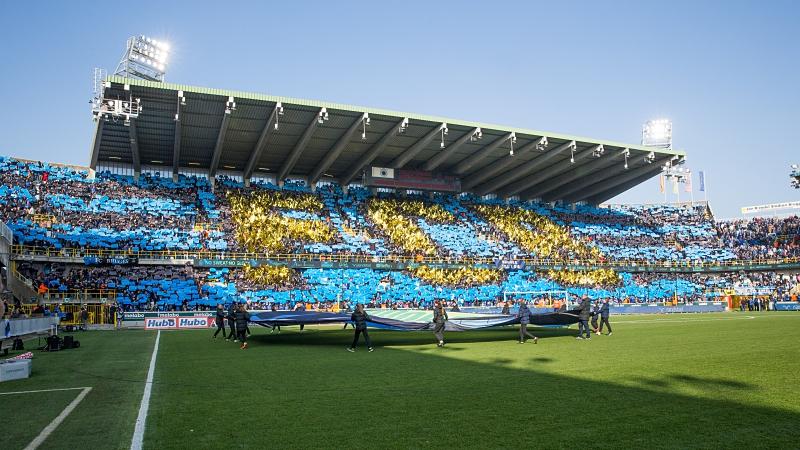 Résumé Club de Bruges  - Anderlecht