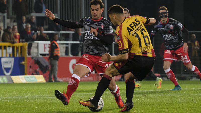 KV Mechelen - Moeskroen-Péruwelz