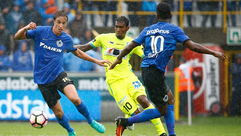 Samenvatting Club Brugge - AA Gent