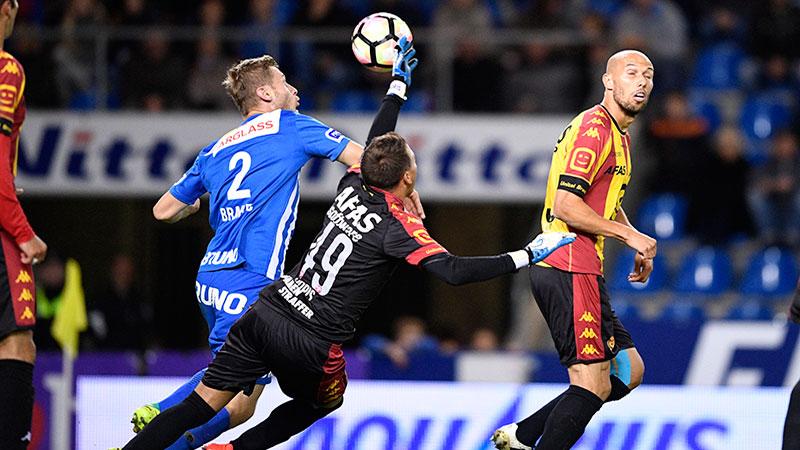 Samenvatting KRC Genk - KV Mechelen
