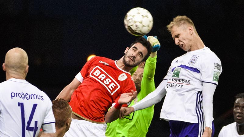 Samenvatting Standard - Anderlecht