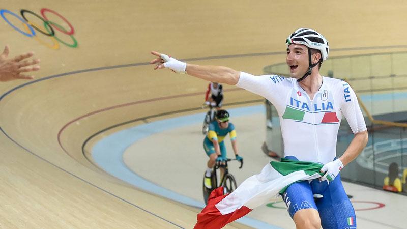 Olympisch kampioen Viviani op Lotto 6daagse van Vlaanderen-Gent