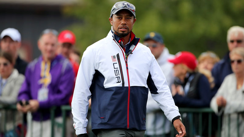Après 14 mois d'absence, Tiger Woods officialise son retour — Golf