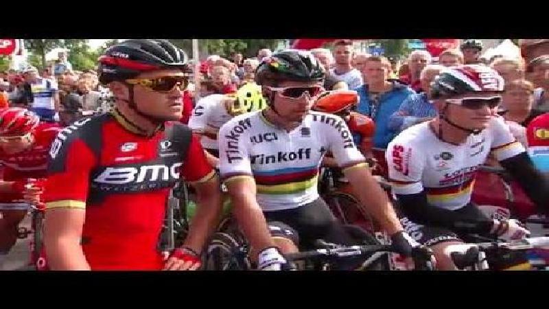 Eneco Tour: Samenvatting etappe 1