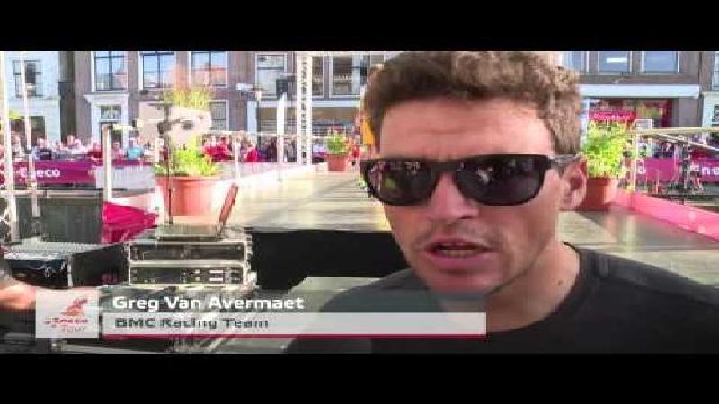 Eneco Tour 2016: Ploegenvoorstelling Bolsward
