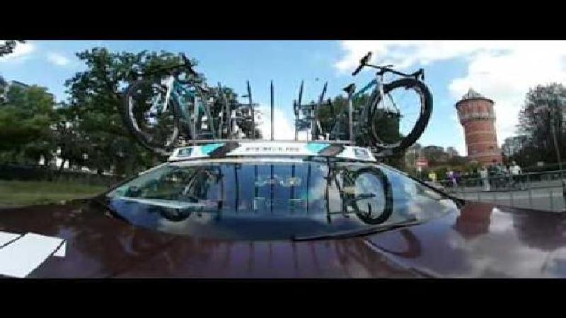 In het spoor van Houle 360-style! (VIDEO)