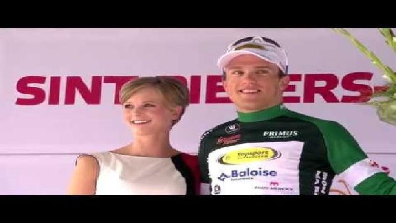 Eneco Tour: Réaction de Bert Van Lerberghe à l'issue de la 4ème étape