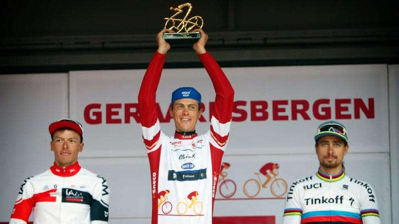 Terpstra: 'Very proud of this victory'