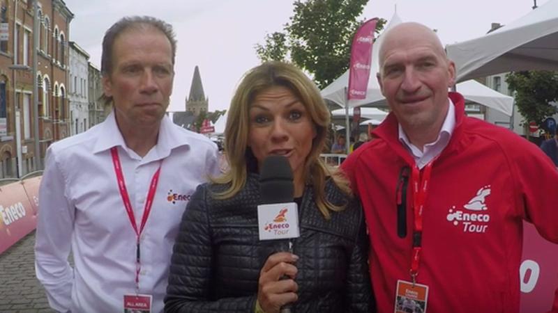 Henk, Ludo & Leontien blikken terug op de Eneco Tour