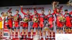 Van Avermaet: 'I want to win on Sunday'
