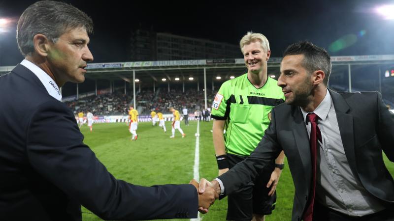 Charleroi - KV Mechelen