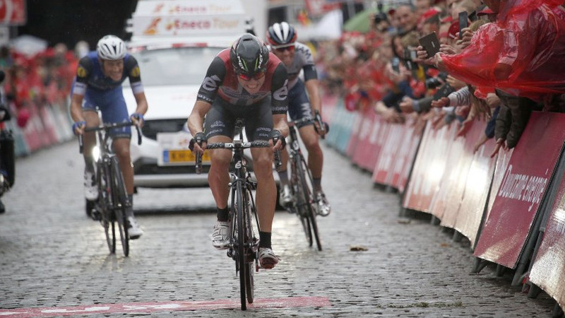 Boasson Hagen: 'Magical place to win' (+ VIDEO)
