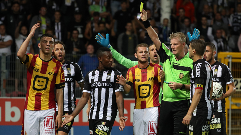 Bjelica (FC Malines) suspendu deux rencontres