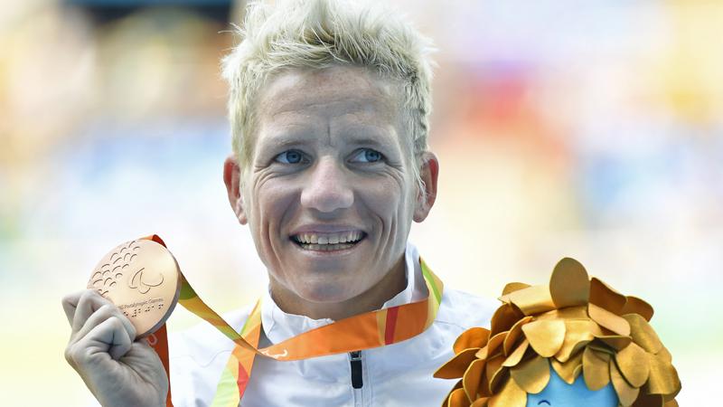 Vervoort neemt afscheid met brons: 'Krop in de keel'