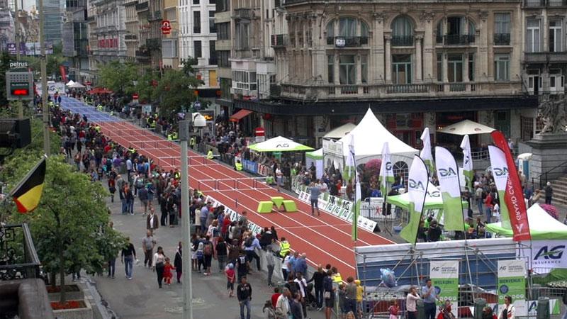 Aftermovie AG Insurance Urban Memorial Van Damme Brussel
