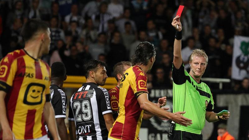 KV Mechelen aanvaardt schorsing Bjelica