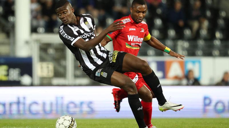 Bedia offre la victoire à Charleroi contre Ostende