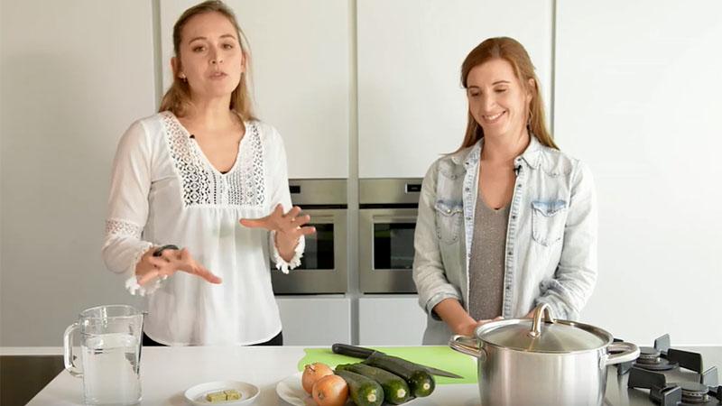 Zo maak je soep met de juiste hoeveelheid groenten (video)